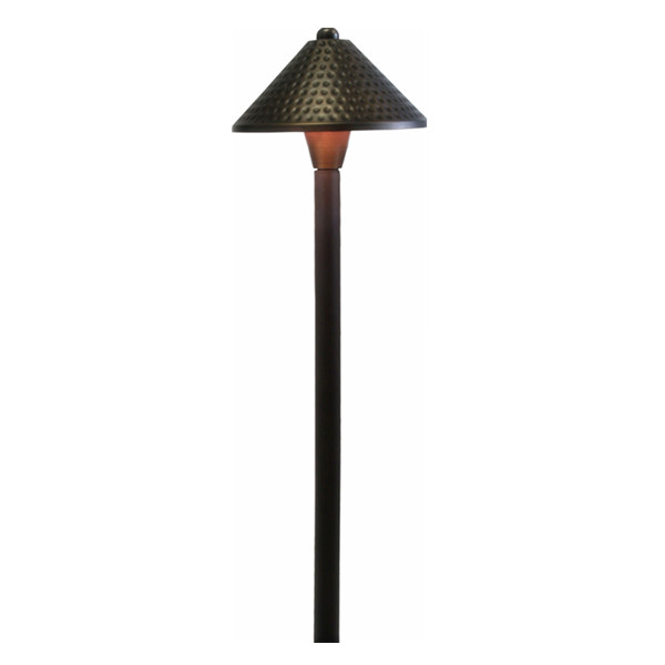 B316 brass landscape lighting