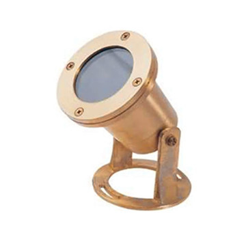 B720 brass landscape lighting